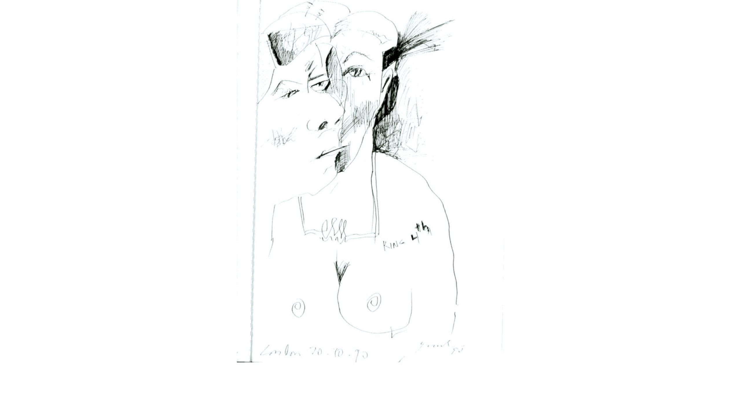 LONDON DRAW [01]