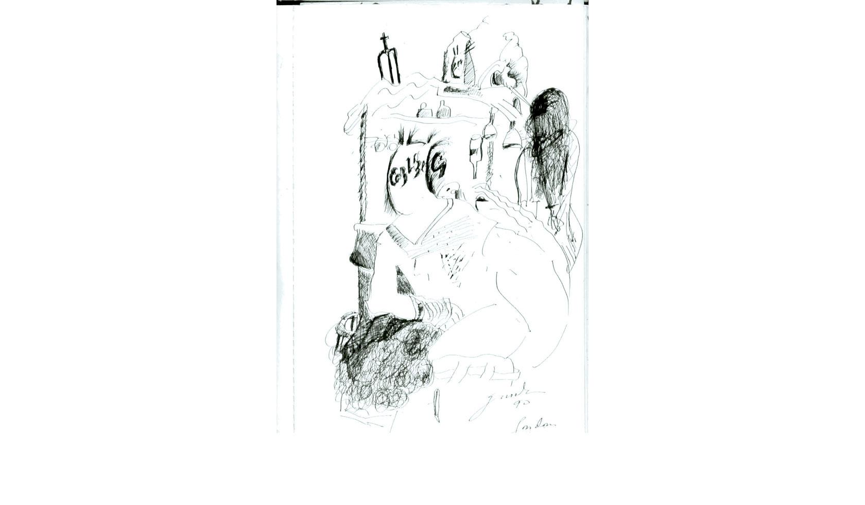 LONDON DRAW [08]