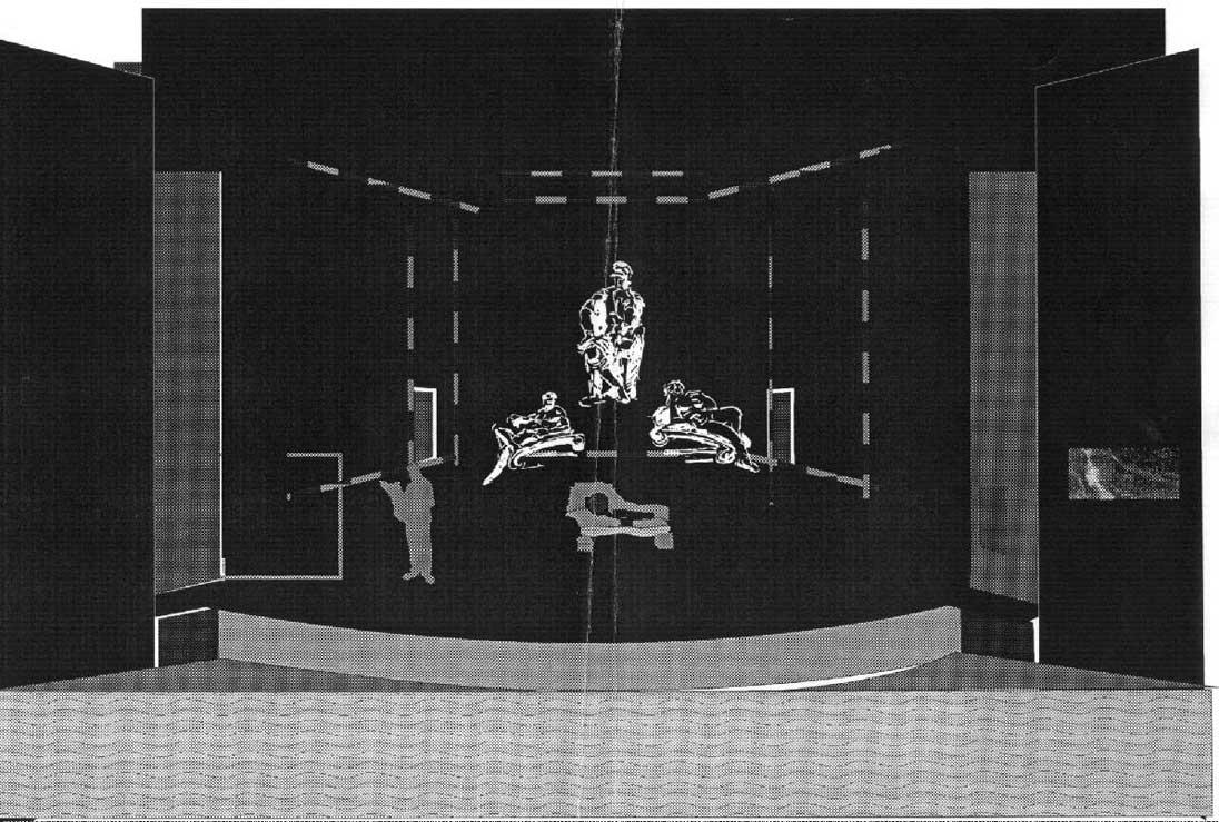 Diseño de escenario [foto 01]