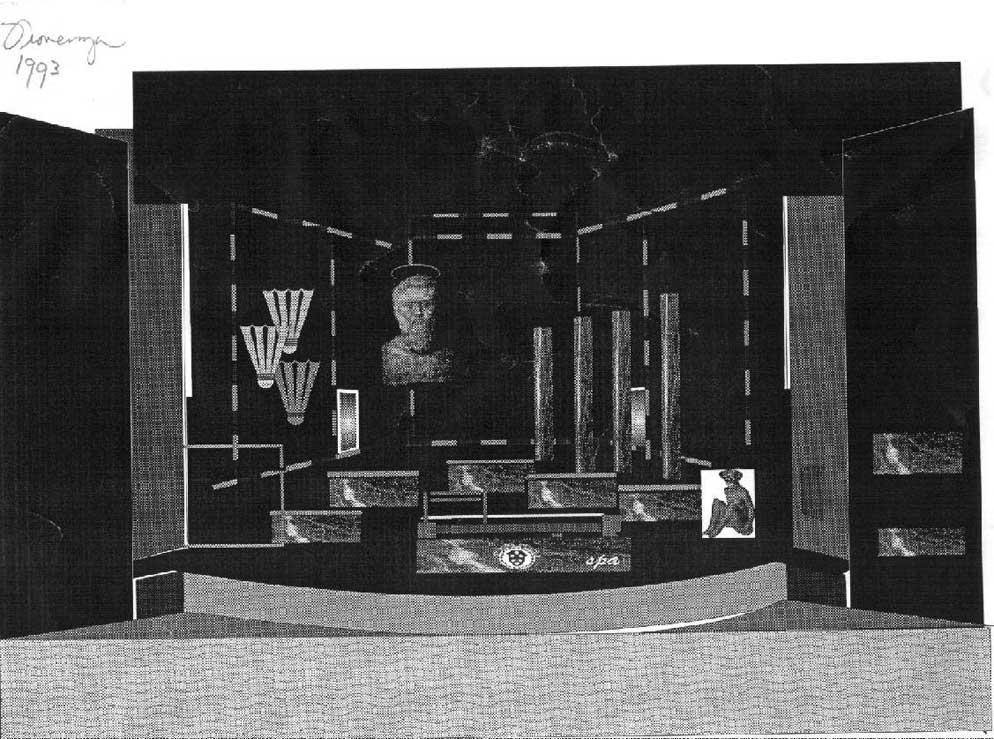Diseño de escenario [foto 05]